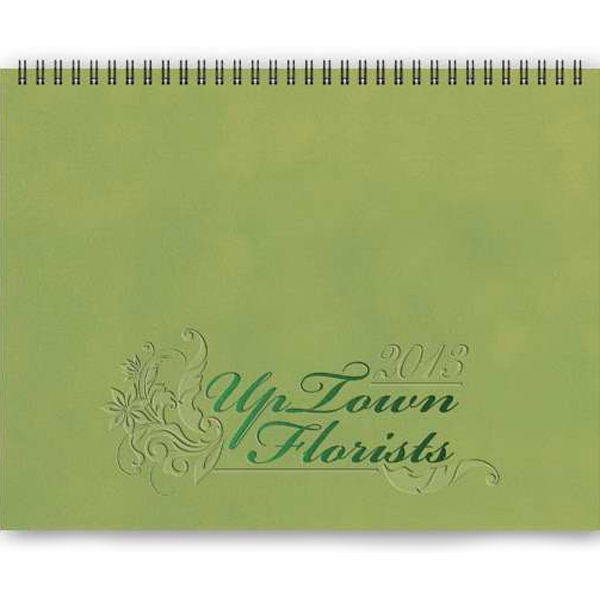 "The President (tm) - 11"" X 8.5"" Deluxe President (tm) Horizontal Monthly Planner, Instant Access Tabs Photo"
