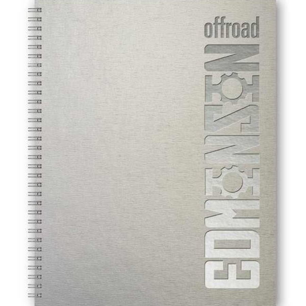 "The Director (tm) - 8.5 X 11"" Deluxe Director (tm) Vertical Monthly Planner, Instant Access Die-cut Tabs Photo"