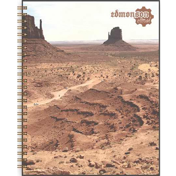 "X Eoplanner (tm) - 7"" X 8.75"" Clearview Cover Wire-bound Weekly Planner Photo"