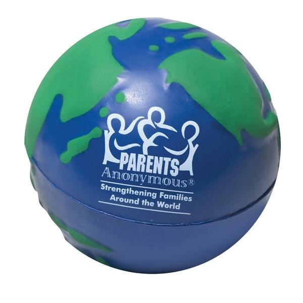 Earth Stress Ball Blue/Green