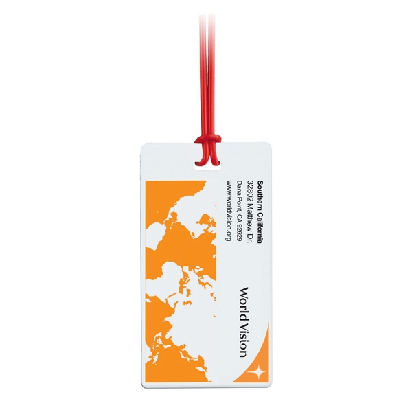 Travel Slip-In ID Luggage Tag