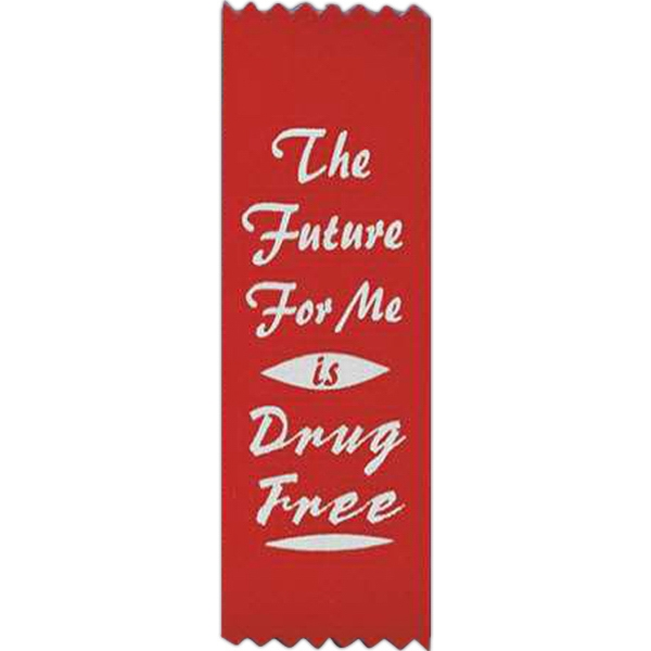 Stock - Drug Free Ribbons Photo