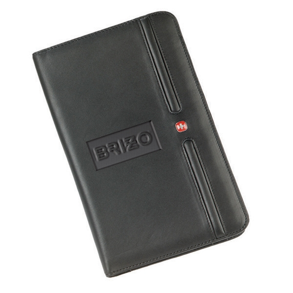 Soft-leather Card File Organizes Up To 120 Business Cards Photo