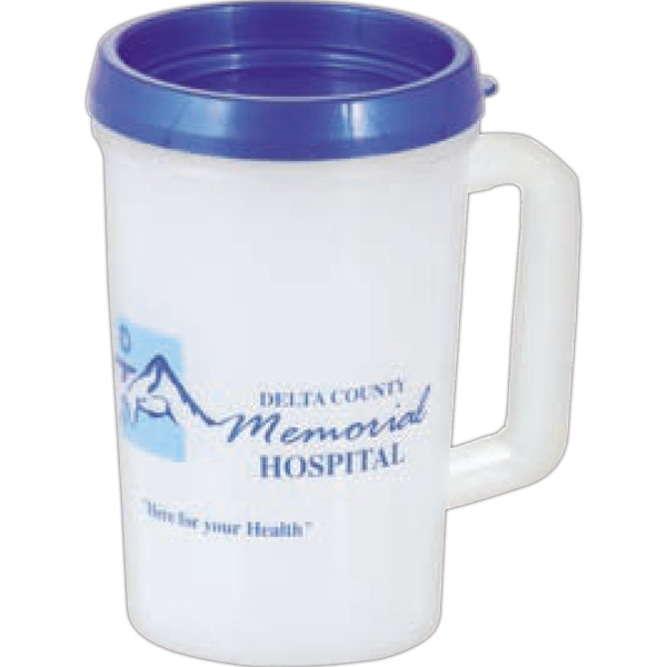 Medical - Insulated 16 Oz.mug With Roomy Handle Photo