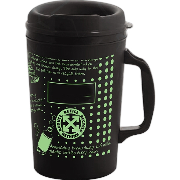 34oz. Classic Mug Orders Are Accepted For Full Case Quantities Only Photo