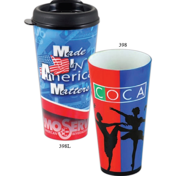 32 Oz Flare Tumbler With Sublimation Imprint Photo