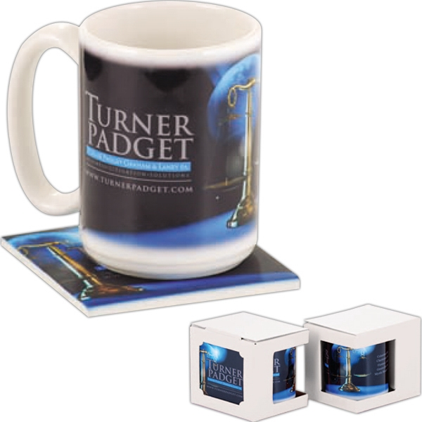 El Grande - Mug And Coaster Set Orders Are Accepted For Full Case Quantities Only Photo