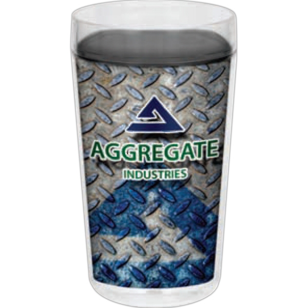 Smooth - Insulated 24 Oz. Tumbler With Paper Insert And Double-wall Insulation Photo