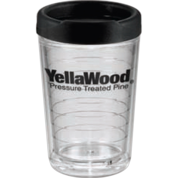 Ring - 16oz. Clear Tumbler Orders Are Accepted For Full Case Quantities Only Photo