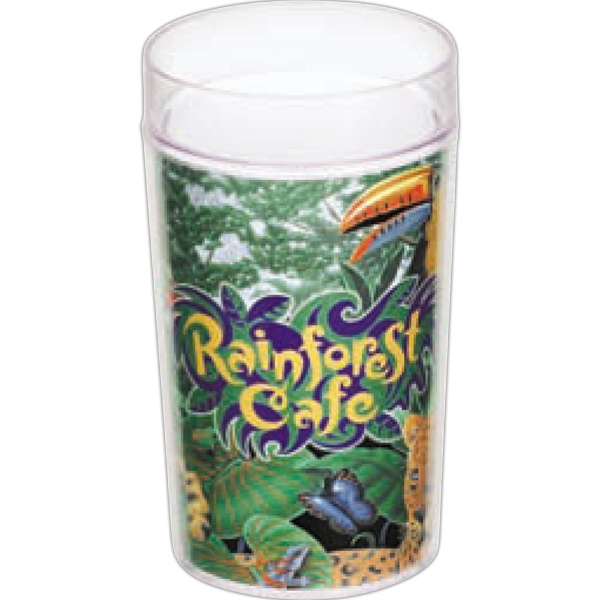 Insulated 24 Oz. Tumbler With Paper Insert And Double-wall Insulation Photo