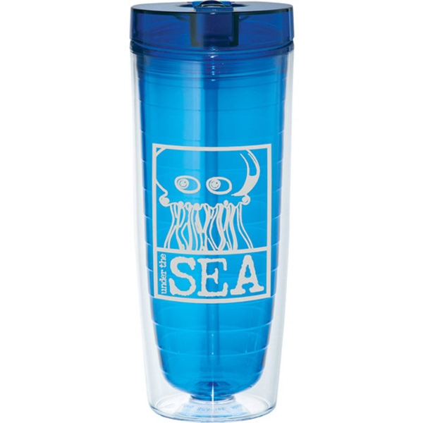 Hot & Cold Flip N' Sip Vortex (tm) - 20 Oz Tumbler Photo