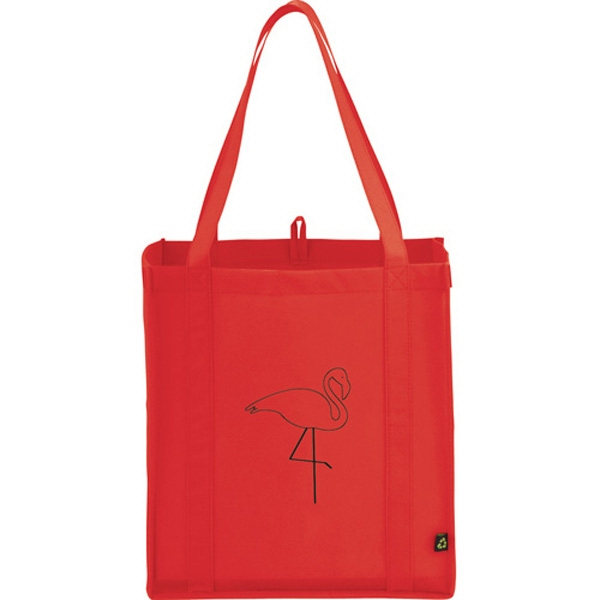 Non-woven Little Grocery Tote Photo