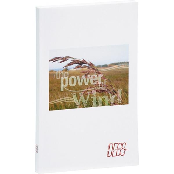 Journalbooks (r) Perfect Bound - Semi-custom Journal Made Of Coated Paperboard Photo