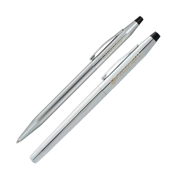 Cross (r) Classic Century (r) - Chrome Pen Set Made Of Brass Photo
