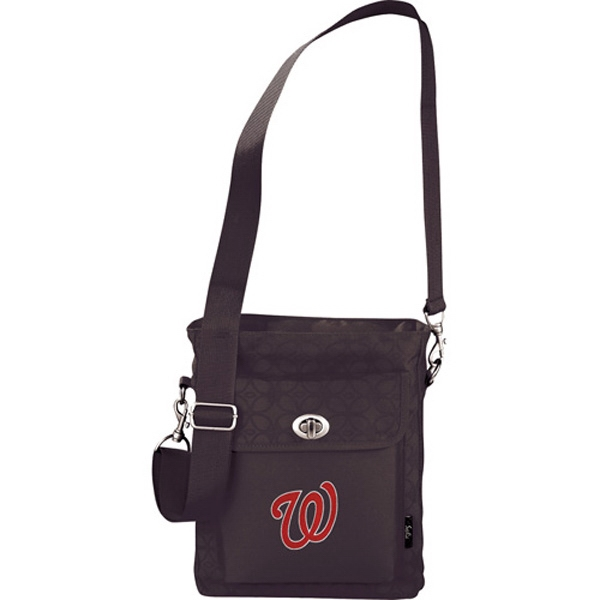 Sophia - Cross Body Tablet Tote Bag Photo