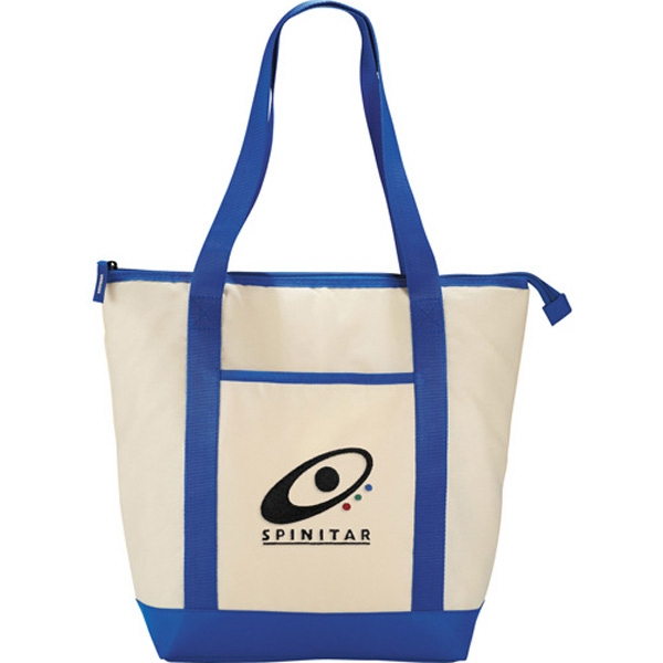 California Innovations (r) - 30-can Boat Tote Made Of 600 Denier Polycanvas Photo