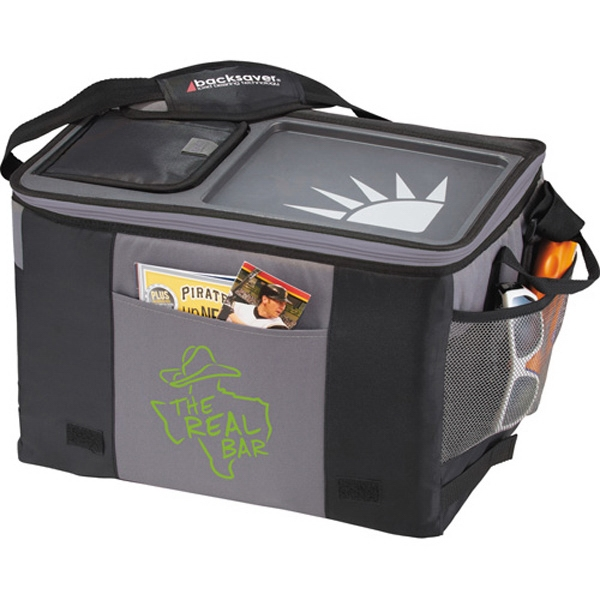 California Innovations (r) - 50-can Table Top Cooler Made Of 600 Denier Polycanvas With Ripstop Accents Photo