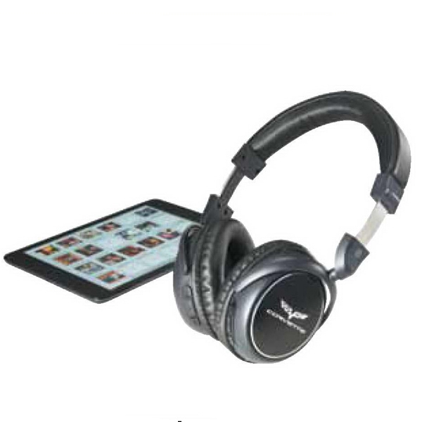 Titan (tm) - Bluetooth Headphones Made Of Abs Plastic Photo
