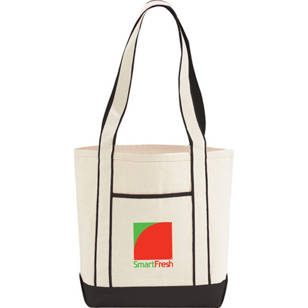 Top Sail Cotton Boat Tote Photo