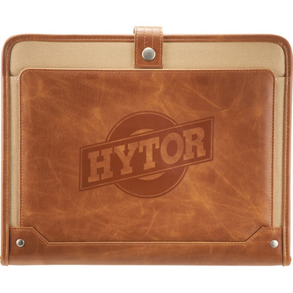 Field & Co. - Writing Pad Made Of Ultrahyde With Vintage Appeal And Modern Luxuries Photo