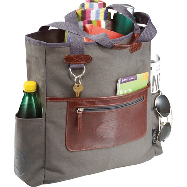 Field & Co. - Tote Made Of Cotton Canvas Photo