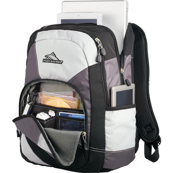 High Sierra (r) Berserk - Computer Backpack Made Of 600 Denier Polycanvas Photo