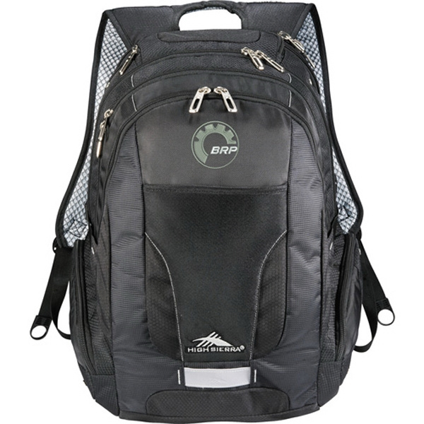 High Sierra (r) Mayhem - Computer Backpack Made Of 600d Polycanvas Photo