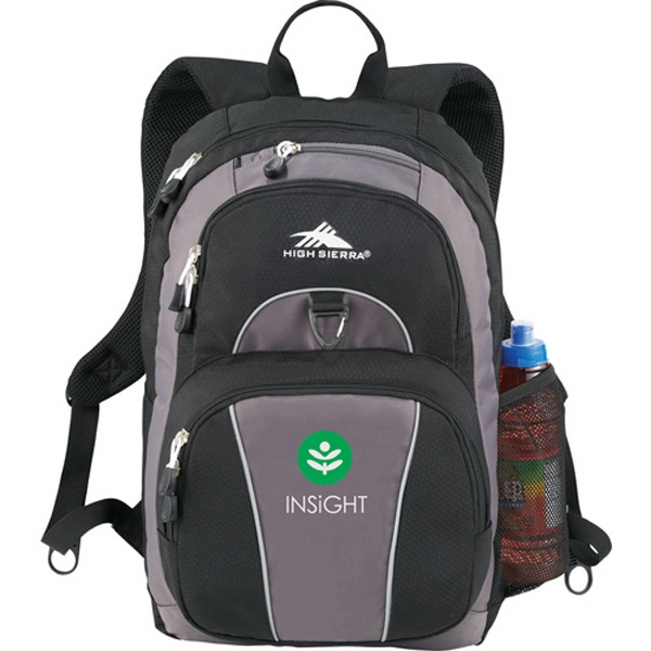High Sierra (r) Enzo - Computer Backpack Made Of 600 Denier Polycanvas Photo