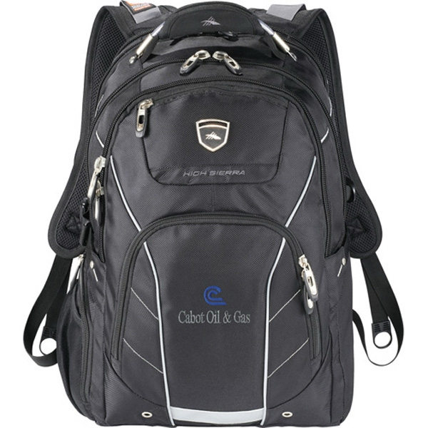 High Sierra (r) Elite Fly-by - Computer Backpack Made Of 600d Polycanvas Photo