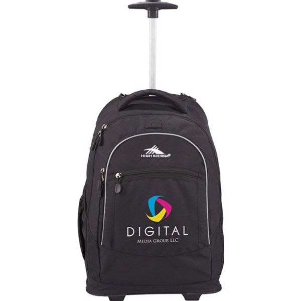 High Sierra (r) Chaser - Wheeled Computer Backpack Made Of 600d Polycanvas Photo