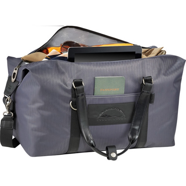 Cutter & Buck (r) Pacific Series - Duffel Bag Made Of Herringbone Twill Polyester Photo