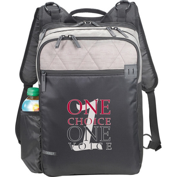 Adapt - Convertible Checkpoint-friendly Computer Bag Made Of 600 Denier Polycanvas Photo