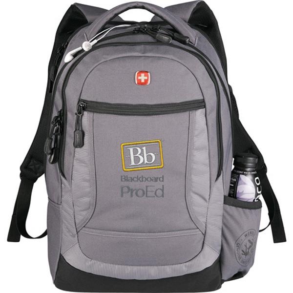 Wenger (R) Spirit Scan Smart Compu-Backpack
