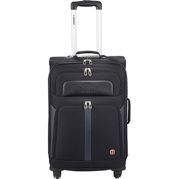 "Wenger (r) - 24"" Upright Luggage Made Of 600d Polycanvas Photo"