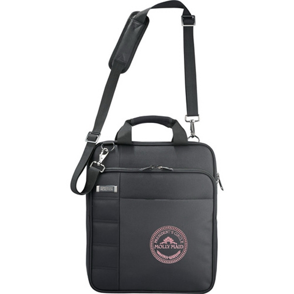 Kenneth Cole (r) - 1680 Denier Ballistic Polycanvas Checkpoint Friendly Messenger Bag Photo