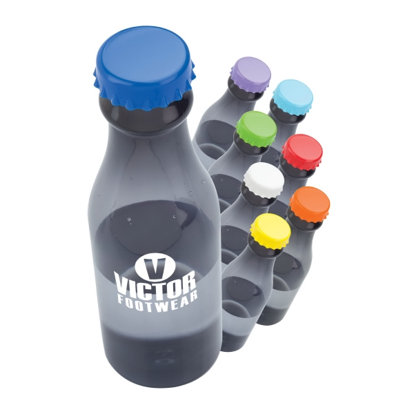 23 Oz Polypropylene Water Bottle Photo