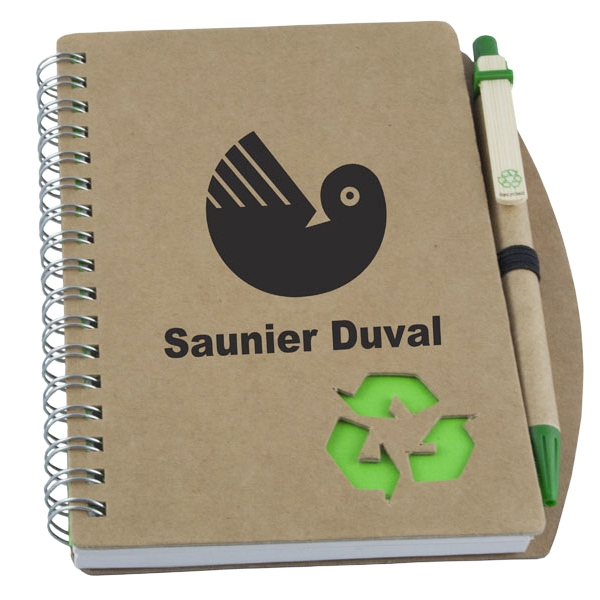 Recyclable Notebook