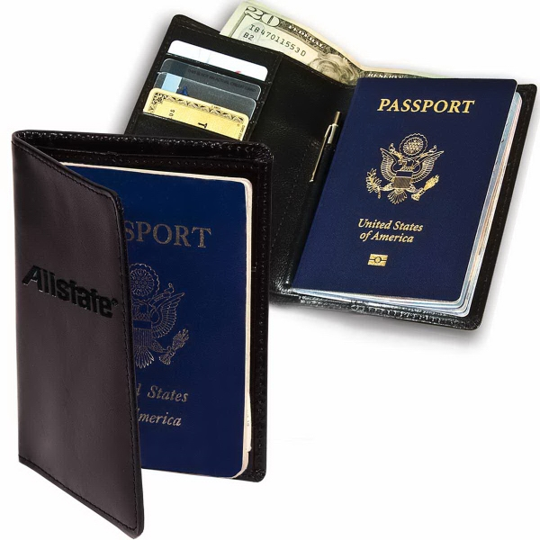 Soho Leeman New York - Passport Wallet Photo