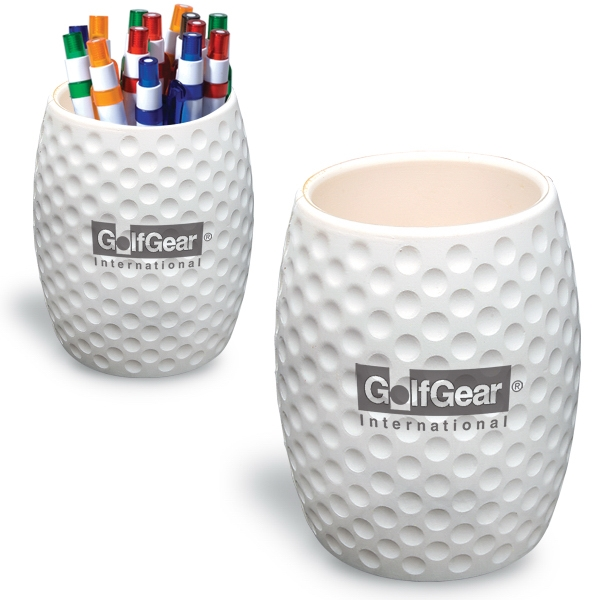 Golf - Strong Flexible Polyurethane Can Holder, Holds A 12 Oz. Can Photo