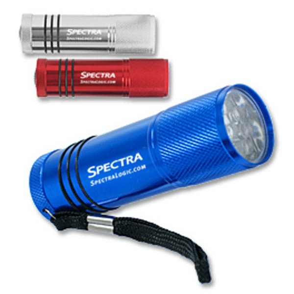 "3"" Led Flashlight, Uses 3 Aaa Batteries, Not Included Photo"
