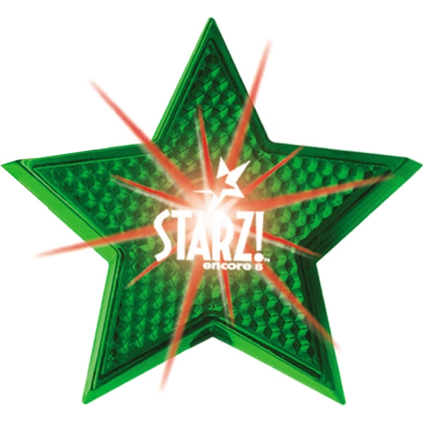 Green - Star Strobe Light With 200 Hours Of Flashing Light Photo