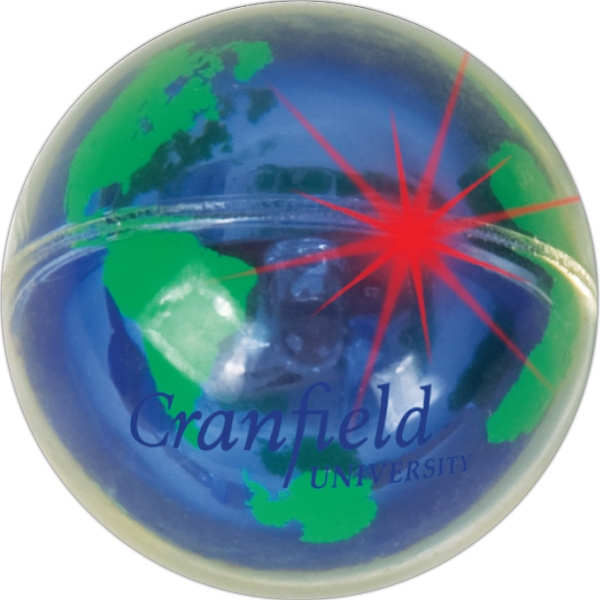 Blinking Ball Globe, A World Of Great Promotional Ideas Photo