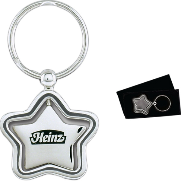 Star Spinner Metal Key Holder Photo