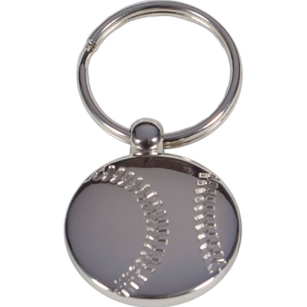 Baseball - Metal Key Holder. Perfect For Sports Fans Photo