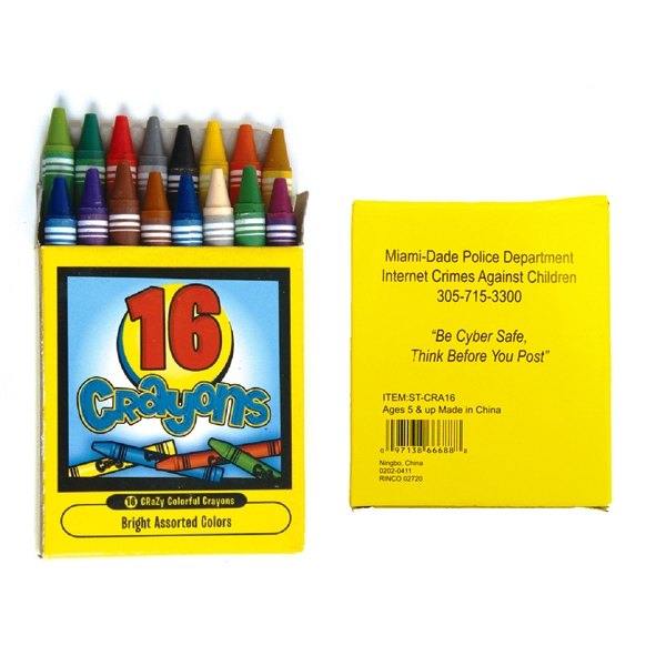 Pack of Crayons