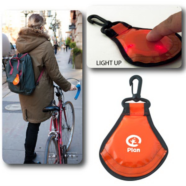 The Glow - Multiple Light Display In Reflective Pouch Photo