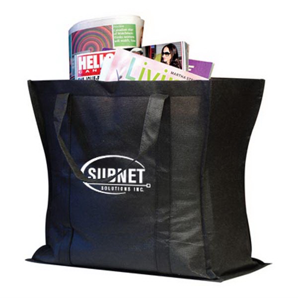 The Convenience - Non-woven Shopping Bag, Be Environmentally Conscious Photo