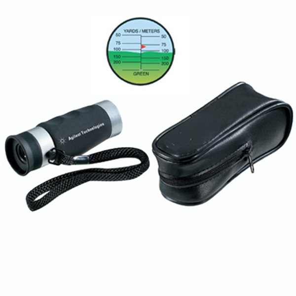The Zoom - Improve Your Approach Shots With This Monocular Photo