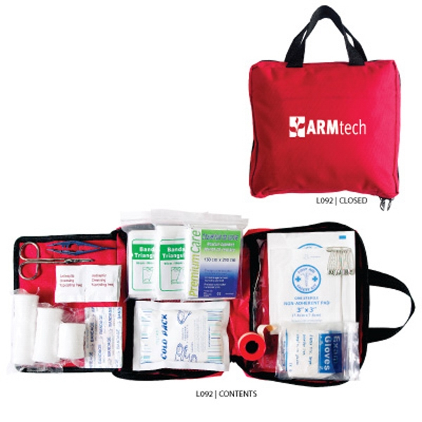 Safety First - Large First Aid Kit Photo