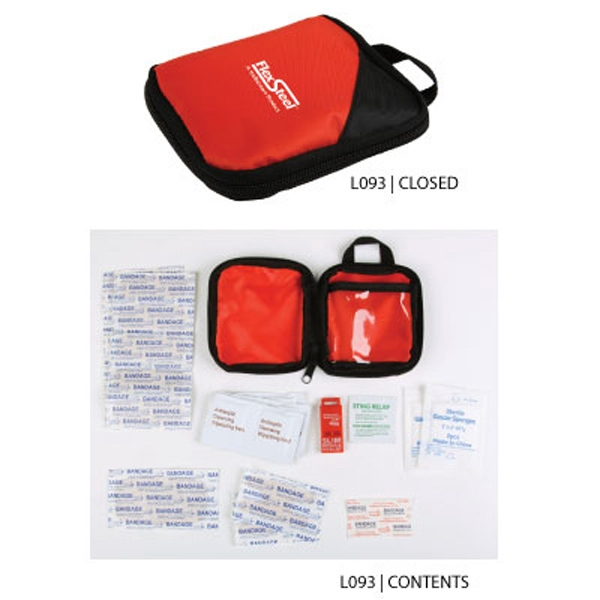 The Endurance - First Aid Kit, In Soft Sided Pouch With Carry Handle Photo